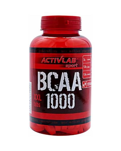 ActivLab Activlab BCAA 1000 XXL 120 tab.