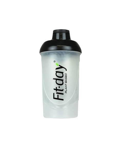 Fit-Day Šejker Fit-day Shaker transparentný 600 ml