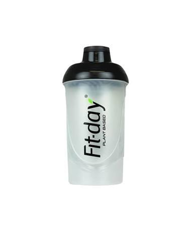 Šejker Fit-day Shaker transparentný 600 ml