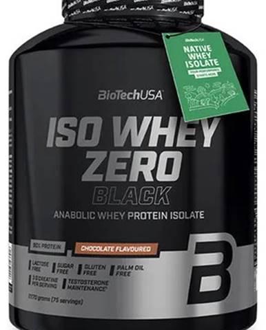 BioTech USA BioTech ISO Whey Zero Black 2270 g variant: čokoláda