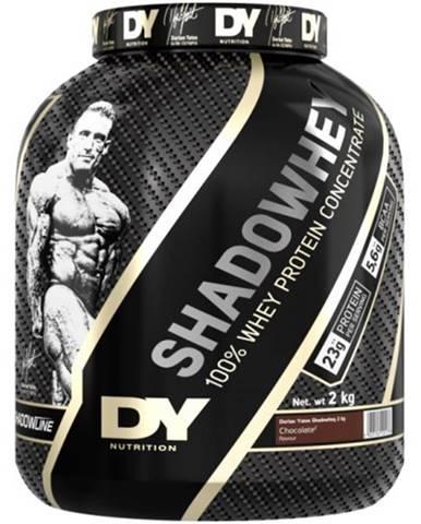 Dorian Yates Nutrition Shadowhey 100% WPC 2000 g variant: čokoláda
