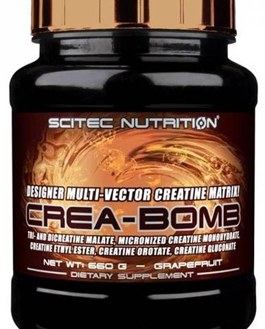 Scitec Nutrition Scitec Crea-Bomb 660 g variant: grep