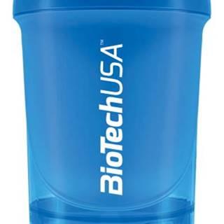 BioTech USA BioTech šejker Wave + Nano 300 ml + 150 ml variant: biela