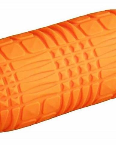 Masážní yoga váleček Sedco 30x18 cm oranžový - Oranžová
