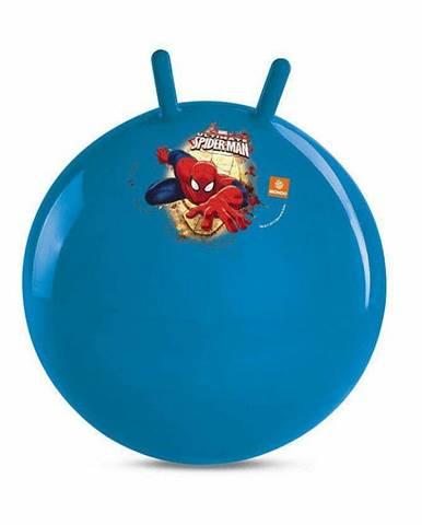 Míč skákací MONDO Spiderman 45 cm - Modrá