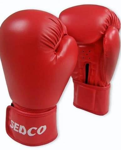 Box rukavice SEDCO competition TREN. 16 OZ - Červená