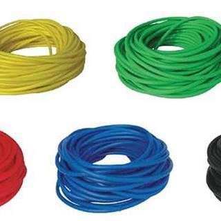 BAND TUBING - Odporová posilovací guma - LATEX FREE - 7,5m - Modrá