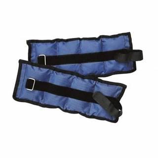 Zátěž zápěstí/kotníky SEDCO NYLON 2X1,0KG - Modrá