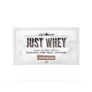 GymBeam Vzorka Just Whey 30 g vanilková zmrzlina