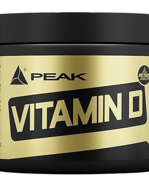 Peak Performance Vitamin D - Peak Performance 180 tbl.
