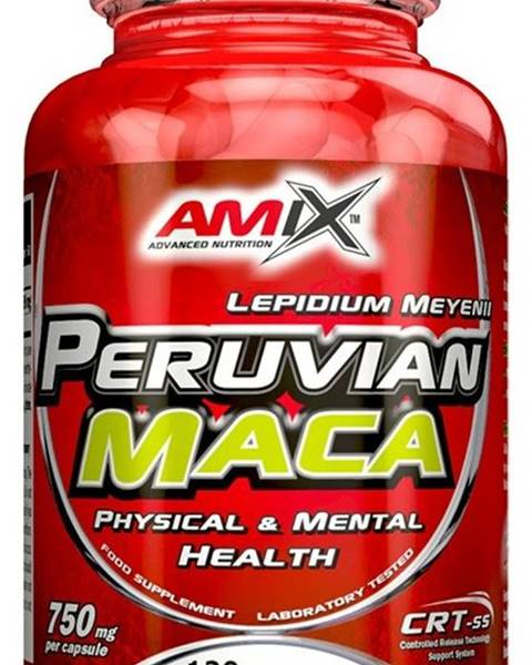 Amix Nutrition Amix Peruvian Maca 120 kapsúl