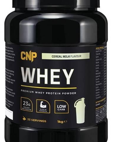 CNP Premium Whey 1000 g variant: cereálne mlieko