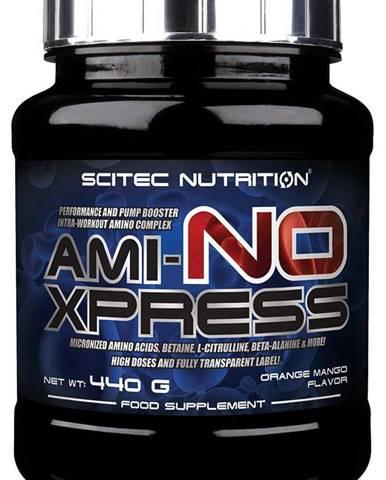 Scitec Nutrition Scitec Ami-No Xpress 440 g variant: pomaranč - mango