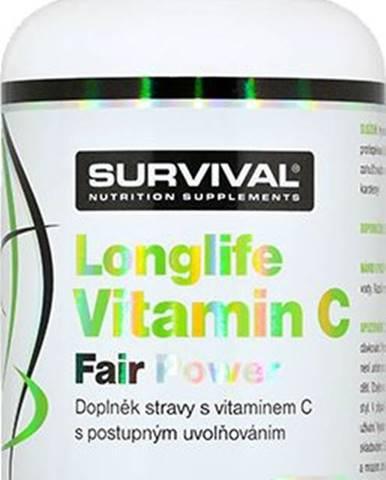 Survival Longlife Vitamín C Fair Power 150 kapsúl