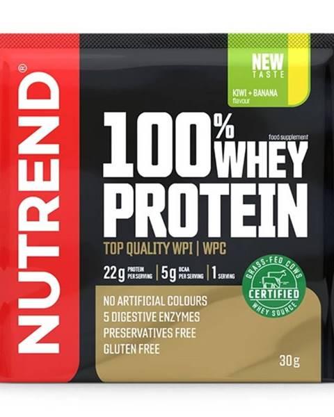 Nutrend Nutrend 100 % Whey Protein 30 g variant: ananás - kokos