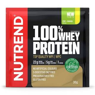 Nutrend 100 % Whey Protein 30 g variant: ananás - kokos