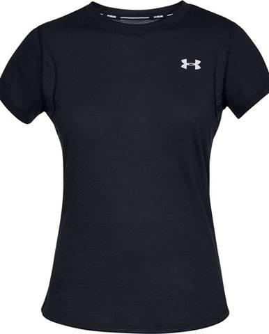 Dámské bežecké tričko Under Armour Streaker 2.0 Short Sleeve Black - XS