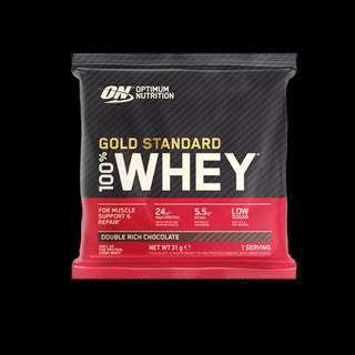 Optimum Nutrition Vzorka 100% Whey Gold Standard 30 g lahodná jahoda