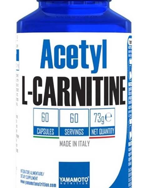 Yamamoto Acetyl L-Carnitine - Yamamoto  60 kaps.