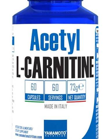 Acetyl L-Carnitine - Yamamoto  60 kaps.
