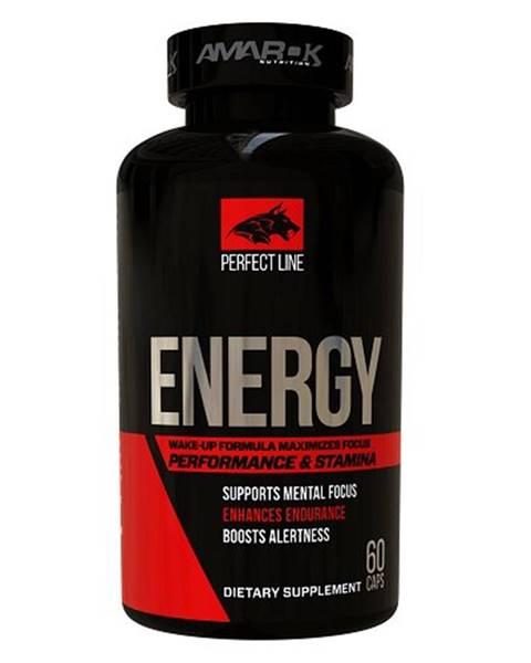 Amarok Nutrition Perfect Line Energy - Amarok Nutrition 60 kaps.