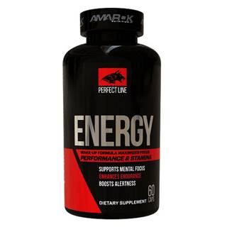 Perfect Line Energy - Amarok Nutrition 60 kaps.