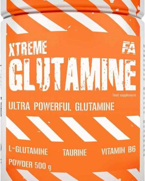 Fitness Authority Fitness Authority XTreme Glutamine 500 g