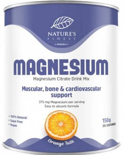 Nutrisslim Nutrisslim Magnesium Citrate (Citrát horečnatý) 150 g variant: pomaranč