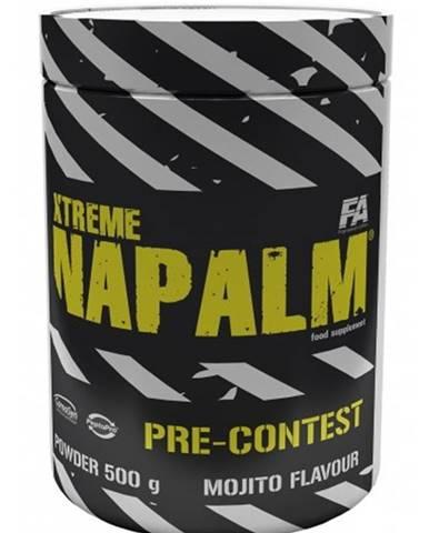 Fitness Authority XTreme Napalm Pre-Contest 500 g variant: čučoriedka