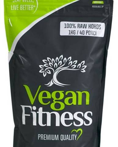 Vegan Fitness 100 % Raw Kokos 1000 g