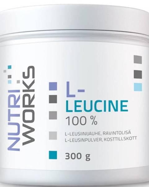 NutriWorks NutriWorks L-Leucine 300 g