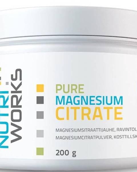 NutriWorks NutriWorks Pure Magnesium Citrate 200 g