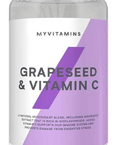 MyProtein Výťažok zo semien hrozna a vitamín C 90 kapsúl