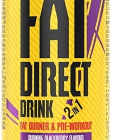 Nutrend Fat Direct Drink 250 ml variant: černica