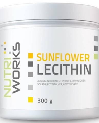 NutriWorks Sunflower Lecithin 300 g