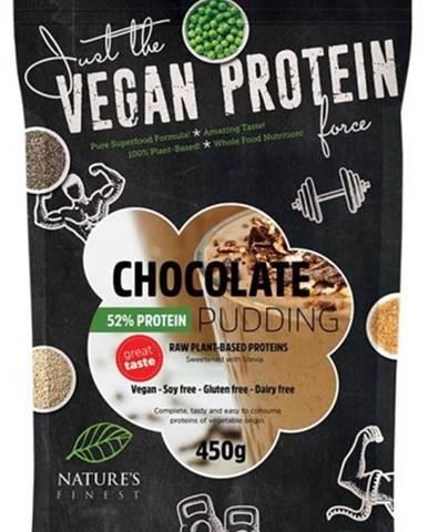 Nutrisslim Protein Pudding 450 g variant: čokoláda