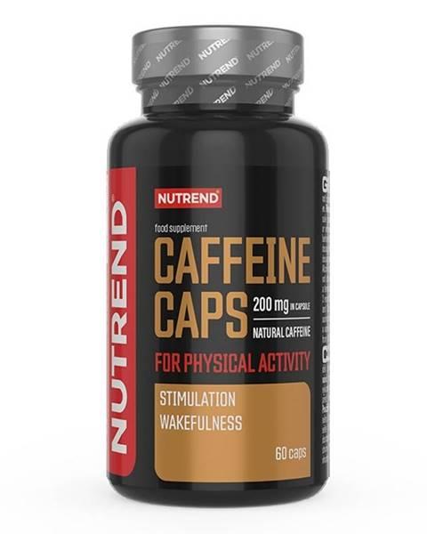 Nutrend Kofeínový stimulant Nutrend Caffeine Caps, 60 kapslí