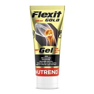 Telový a masážny gél Nutrend Flexit Gold Gel