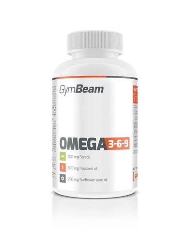 GymBeam Omega 3-6-9 60 kaps.