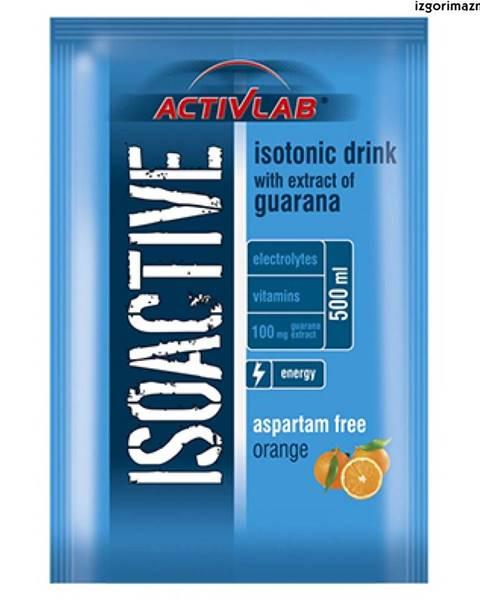 ActivLab ACTIVLAB Iso Active 31,5 g citrón