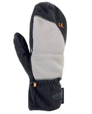 Zimné rukavice FERRINO Tactive 2021 čierno-šedá - M