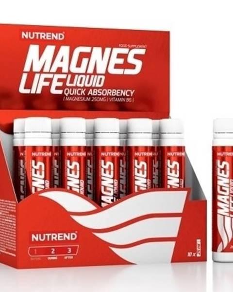 Nutrend MagnesLife Liquid - Nutrend 10 x 25 ml.