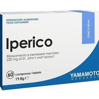 Iperico (prírodné antidepresívum) - Yamamoto 60 tbl.