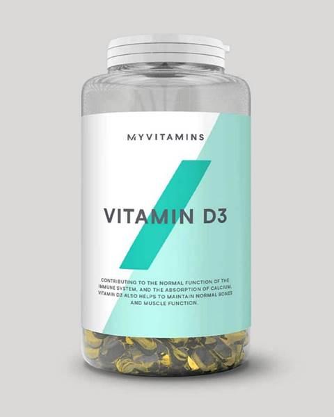 MyProtein MyProtein Vitamín D3 Hmotnost: 180 kapslí
