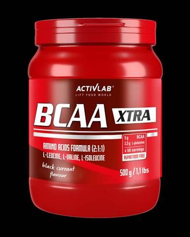 ActivLab BCAA XTRA 500 g jahoda