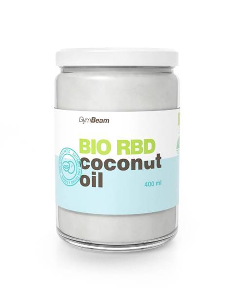 GymBeam GymBeam BIO RBD Kokosový olej 500 ml