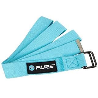 Pásek na Jógu P2I 180 cm - Modrá