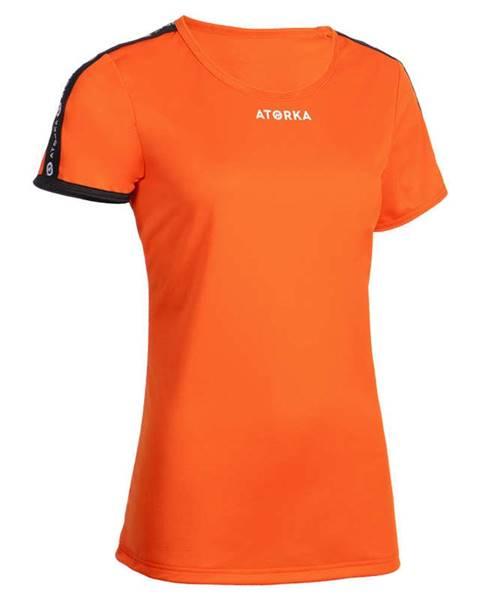 ATORKA ATORKA Dámske Tričko H100c Oranžové