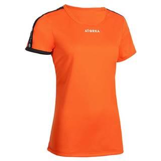 ATORKA Dámske Tričko H100c Oranžové