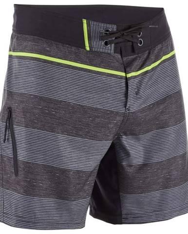 OLAIAN šortky 500 Lines čierne